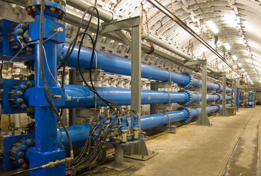 Układy podziemnych klimatyzacji grupowych
